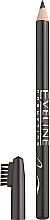 Духи, Парфюмерия, косметика Карандаш для бровей - Eveline Cosmetics Eyebrow Pencil