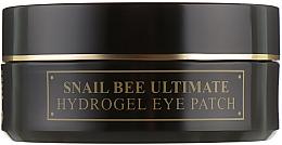 Духи, Парфюмерия, косметика Гидрогелевые патчи с муцином улитки и ядом пчелы - Benton Snail Bee Ultimate Hydrogel Eye Patch