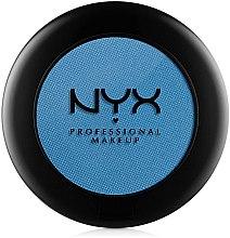 Духи, Парфюмерия, косметика Матовые тени - NYX Professional Makeup Nude Matte Shadow