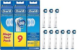 Духи, Парфюмерия, косметика Насадки для электрических зубных щеток, 9 шт - Oral-B Precision Clean