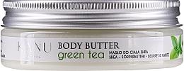 "Духи, Парфюмерия, косметика Масло для тела ""Зеленый чай"" - Kanu Nature Green Tea Body Butter"