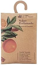 """Духи, Парфюмерия, косметика Ароматическое саше """"Апельсин и корица"""" - La Casa de Los Botanical Essence Cinnamon Orange"""