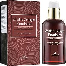 Духи, Парфюмерия, косметика Питательная антивозрастная эмульсия с коллагеном - The Skin House Wrinkle Collagen Emulsion