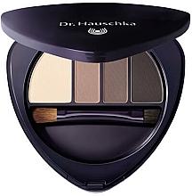 Духи, Парфюмерия, косметика Палеткак для глаз и бровей - Dr Hauschka Eye & Brow Palette