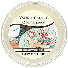 Духи, Парфюмерия, косметика Ароматический воск - Yankee Candle Christmas Cookie Easy MeltCup