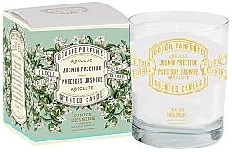 Духи, Парфюмерия, косметика Panier Des Sens Precious Jasmine - Ароматическая свеча