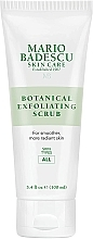 Духи, Парфюмерия, косметика Очищающий скраб для лица - Mario Badescu Botanical Exfoliating Scrub