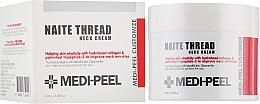 Духи, Парфюмерия, косметика Пептидный крем для шеи и декольте - Medi Peel Naite Thread Neck Cream