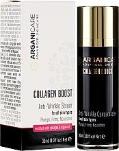 Духи, Парфюмерия, косметика Сыворотка от морщин - Arganicare Collagen Boost Anti-Wrinkle Serum