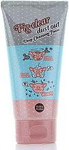 Духи, Парфюмерия, косметика Очищающая пенка - Holika Holika Pig Clear Dust Out Deep Cleansing Foam