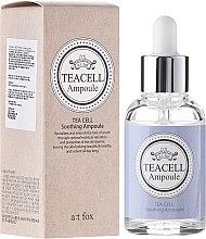 Духи, Парфюмерия, косметика Сыворотка успокаивающая для лица - A:t Fox Teacell Face Serum