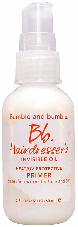 Масло для волос - Bumble and Bumble Hairdresser's Invisible Oil Primer Travel Size — фото N2