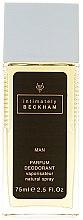 Духи, Парфюмерия, косметика David Beckham Intimately Beckham Men - Дезодорант