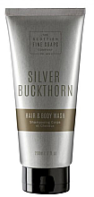 Духи, Парфюмерия, косметика Шампунь и гель для душа - Scottish Fine Soaps Silver Buckthorn Hair & Body Wash