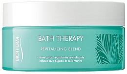 Духи, Парфюмерия, косметика Восстанавливающий крем для тела - Biotherm Bath Therapy Revitalizing Blend Body Cream