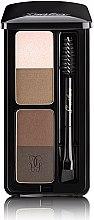 Духи, Парфюмерия, косметика Набор для макияжа бровей - Guerlain Eyebrow Kit