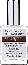 Духи, Парфюмерия, косметика Demeter Fragrance The Library of Fragrance Fresh Brewed Coffee Pick-Me-Up Cologne Spray - Одеколон