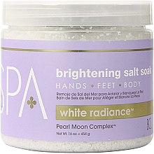 Духи, Парфюмерия, косметика Морская соль - BCL Spa White Radiance Brightening Salt Soak