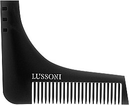 Духи, Парфюмерия, косметика Расческа для бороды - Lussoni BC 600 Barber Comb