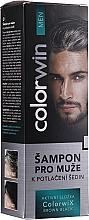 Духи, Парфюмерия, косметика Шампунь для мужчин для седых волос - Colorwin Shampoo For Men