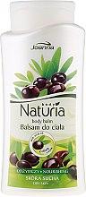Духи, Парфюмерия, косметика Бальзам для тела c оливковым маслом - Joanna Naturia Body Balm