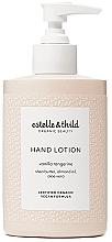 Духи, Парфюмерия, косметика Лосьон для рук - Estelle & Thild Vanilla Tangerine Hand Lotion