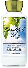 Духи, Парфюмерия, косметика Bath and Body Works Beautiful Day Body Lotion - Лосьон для тела