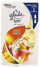 Духи, Парфюмерия, косметика Запас для автоматического освежителя воздуха Brise - Air Freshener Glade Mango