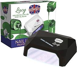 Духи, Парфюмерия, косметика Лампа CCFL+LED, черная - Ronney Profesional Lucy CCFL + LED 38W (GY-LCL-021) Lamp