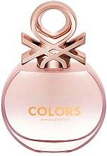 Духи, Парфюмерия, косметика Benetton Colors De Benetton Rose - Туалетная вода