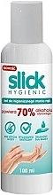 Духи, Парфюмерия, косметика Антибактериальный гель для рук - Slick Hygienic Antibacterial Hand Gel