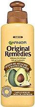 """Духи, Парфюмерия, косметика Крем-масло для непослушных волос """"Авокадо"""" - Garnier Original Remedies Avocado Cream Oil"""