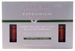 Духи, Парфюмерия, косметика Ампулы против выпадения волос - Verdimill Professional Ampoules Fall Protection Shock Treatment