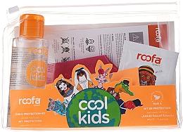 Духи, Парфюмерия, косметика Набор - Roofa Cool Kids (shm-gel/3g + mask + h/gel/100ml)