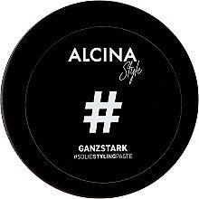 Духи, Парфюмерия, косметика Паста для укладки волос - Alcina Style Ganzstark