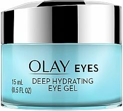 Духи, Парфюмерия, косметика Увлажняющий гель для век - Olay Eyes Deep Hydrating Gel