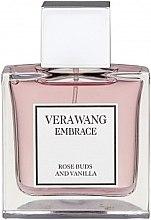 Духи, Парфюмерия, косметика Vera Wang Embrace Rose Buds & Vanilla - Туалетная вода
