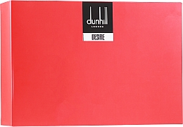 Духи, Парфюмерия, косметика Alfred Dunhill Desire Red - Набор (edt/100ml + edt/30ml + deo/195 ml)