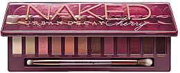 Духи, Парфюмерия, косметика Палетка теней - Urban Decay Naked Cherry Eyeshadow Palette
