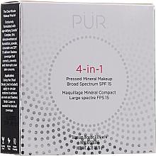 Духи, Парфюмерия, косметика Минеральная тональная основа - Pur 4-In-1 Pressed Mineral Makeup SPF15
