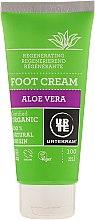 Духи, Парфюмерия, косметика Крем для ног - Urtekram Urtekram Aloe Vera Foot Cream