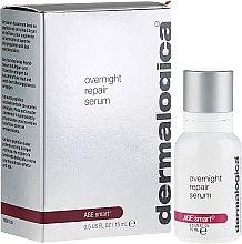 Духи, Парфюмерия, косметика Ночная восстанавливающая сыворотка для лица - Dermalogica Age Smart Overnight Repair Serum