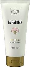Духи, Парфюмерия, косметика Масло для тела - Scottish Fine Soaps La Paloma Body Butter