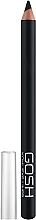 Духи, Парфюмерия, косметика Контурный карандаш для глаз - Gosh Kohl Eyeliner