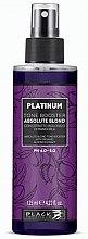 Духи, Парфюмерия, косметика Тонизирующий спрей для волос - Black Professional Line Platinum Tone Booster