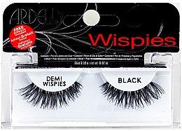 Духи, Парфюмерия, косметика Накладные ресницы + клей в подарок - Ardell Demi Wispies Black