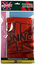 Духи, Парфюмерия, косметика Парикмахерская накидка, универсальный размер, тёмно-оранжевый - Ronney Professional Hairdressing Cape One Size