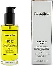 Духи, Парфюмерия, косметика Бодрящее сухое масло для тела - Natura Bisse Energizing Dry Oil