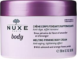 Духи, Парфюмерия, косметика Укрепляющий крем для тела - Nuxe Melting Firming Body Cream
