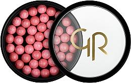 Духи, Парфюмерия, косметика Румяна шариковые - Golden Rose Ball Blusher Rouge Pearl